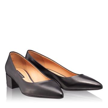 Pantofi Eleganti Dama 4767 Vitello Negru