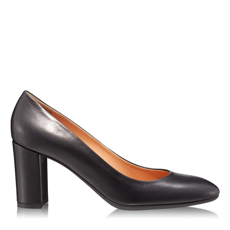 Imagine Pantofi Eleganti Dama 4777 Vitello Negru