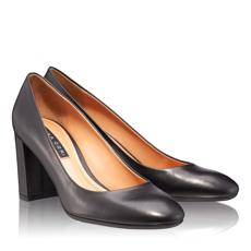 Pantofi Eleganti Dama 4777 Vitello Negru
