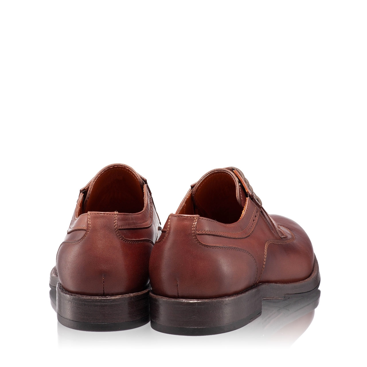 Imagine Pantofi Eleganti Barbati 6679 Vitello Maro