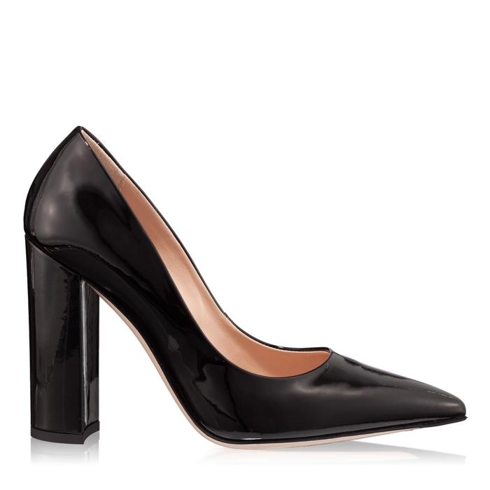 Imagine Pantofi Eleganti Dama 3492 Vernice Nero