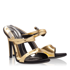 Sandale Dama 3466 Spechio Oro-Gold