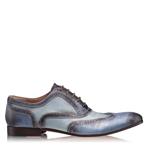 Imagine Pantofi Eleganti Barbati 2731 Vitello Blue