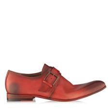 Imagine Pantofi Eleganti Barbati 2775 Vitello Rosso