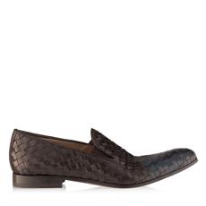 Imagine Pantofi Eleganti Barbati 2913 Intreccio Nero