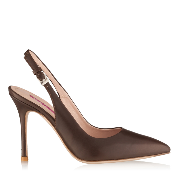 Imagine Pantofi Decupati Dama 3369 Vitello T.Moro