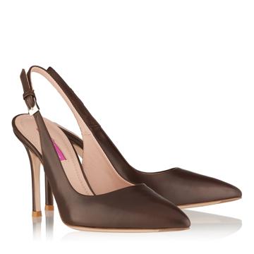 Pantofi Decupati Dama 3369 Vitello T.Moro