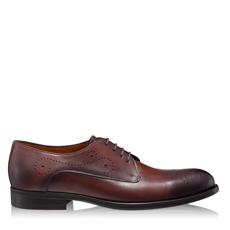 Imagine Pantofi Eleganti Barbati 6626 Vitello Maro