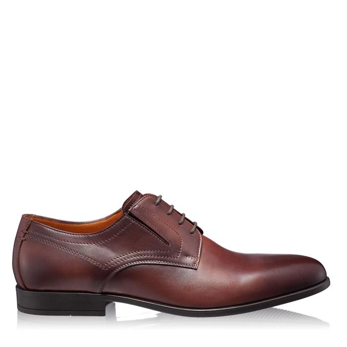 Imagine Pantofi Eleganti Barbati 6826 Vitello Maro