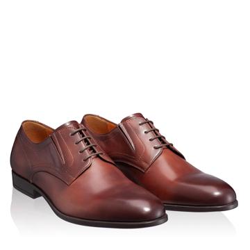 Pantofi Eleganti Barbati 6826 Vitello Maro
