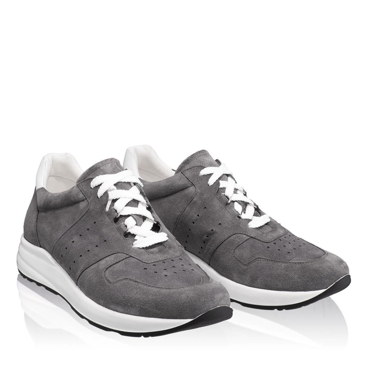 Imagine Pantofi Sport Barbati 6879 Crosta Gri