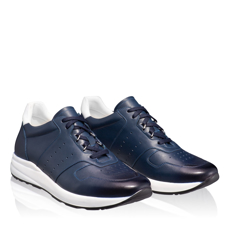 Pantofi Sport Barbati 6879 Vitello Blue