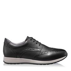Imagine Pantofi Casual Barbati 6880 Vitello Negru
