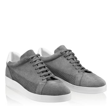Pantofi Sport Barbati 6882 Crosta Gri