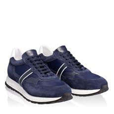 Pantofi Sport Barbati 6884 Crosta Blue