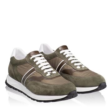 Pantofi Sport Barbati 6884 Crosta Militare