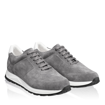 Pantofi Sport Barbati 6886 Crosta Gri