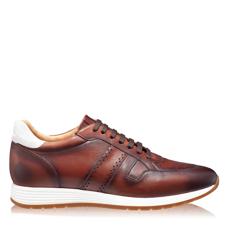 Pantofi Casual Barbati 6888 Vitello Maro