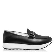 Imagine Pantofi Casual Dama 5569 Vitello Nero