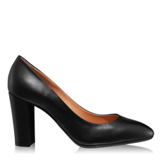Imagine Pantofi Eleganti Dama 4765 Vitello Negru
