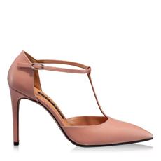 Imagine Pantofi Eleganti Dama 5517 Vernice Fard