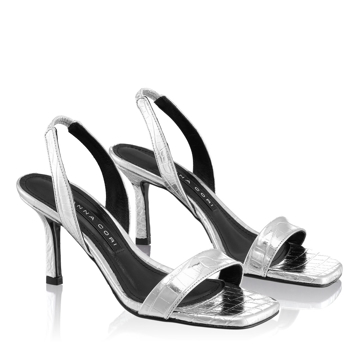 Sandale Dama 5103 Cocco Argento
