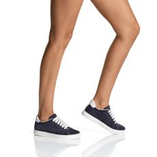 Pantofi Sport Dama 5520 Crosta Antracite