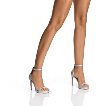 Sandale Dama 4296 Lamin Argento