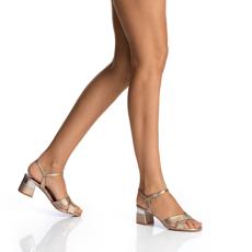 Sandale Dama 5104 Lamin Oro