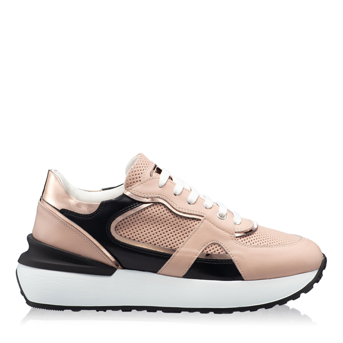 Imagine Pantofi Sport Dama 5900 Vitello Nude