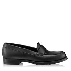 Imagine Pantofi Casual Dama 4727 Vitello Negru