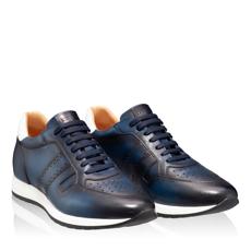 Pantofi Casual Barbati 6888 Vitello Blue