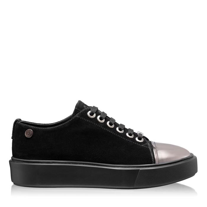 Imagine Pantofi sport Dama 6962 Crosta Negru