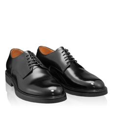 Pantofi casual barbati 6914 Abrazivato Negru