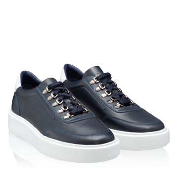 Pantofi sport 6900 Vitello Blue