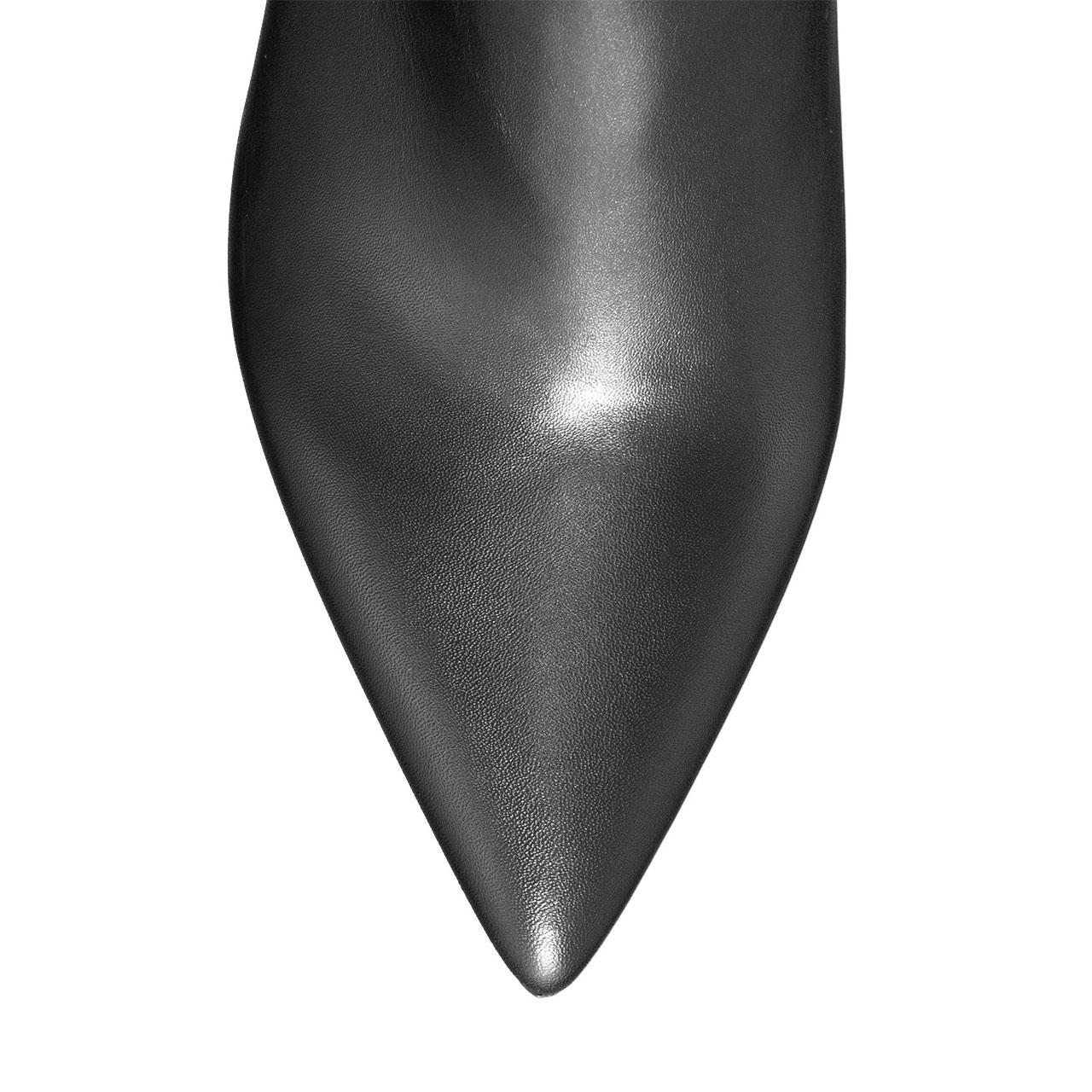 Imagine Botine dama 4747 Vitello Negru