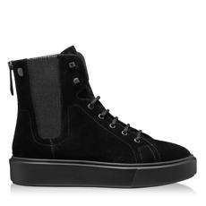 Imagine Pantofi Sport Dama 6958 Crosta Negru