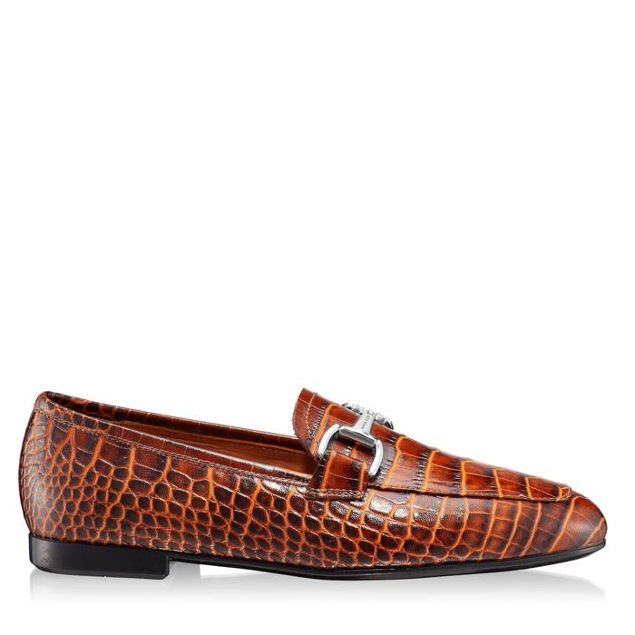 Imagine Pantofi casual dama 5666 Cocco Cuoio