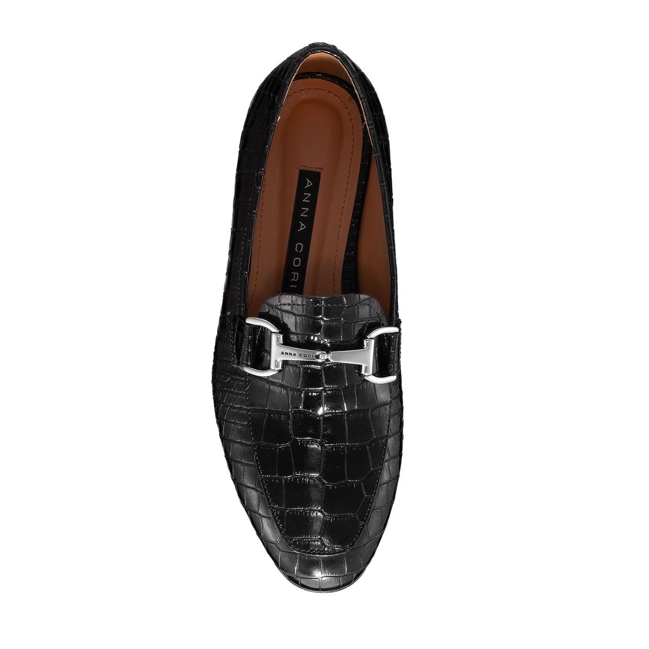 Imagine Pantofi casual dama 5666 Cocco Nero