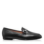 Imagine Pantofi casual dama 5666 Vitello Negru