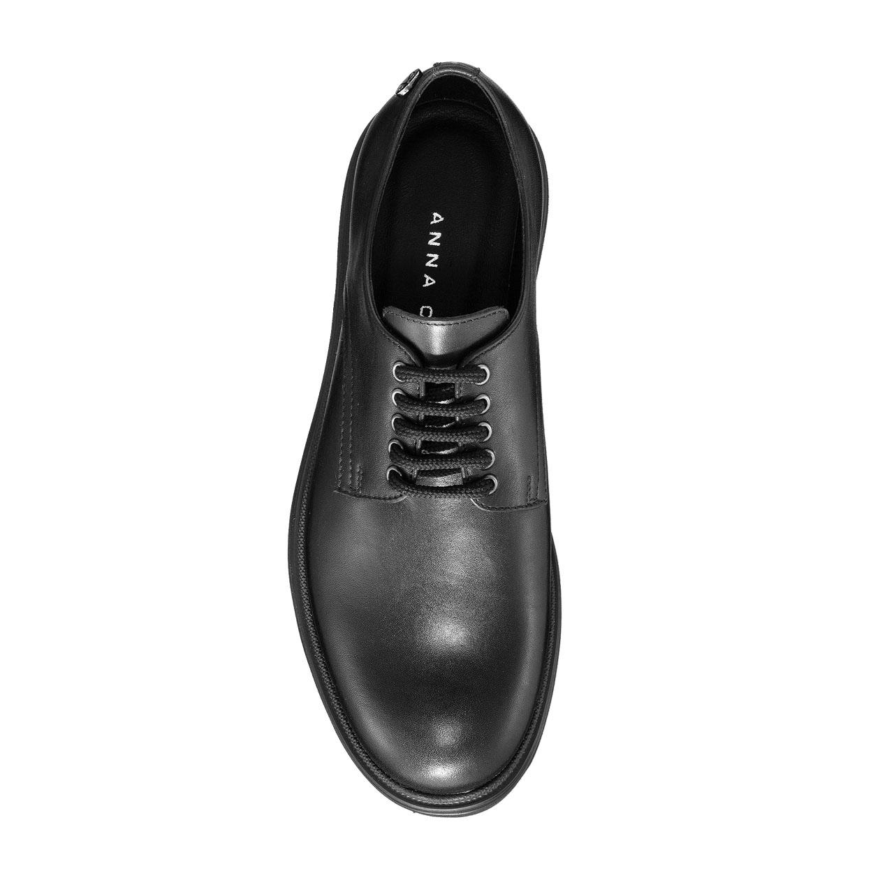 Imagine Pantofi Casual Dama 6954 Vitello Negru