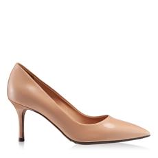 Imagine Pantofi eleganti dama 4416 Abrazivato Nude
