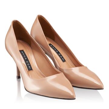 Pantofi eleganti dama 4416 Abrazivato Nude