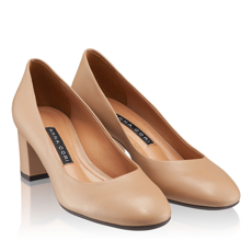 Pantofi dama 4715 Vitello Poudre