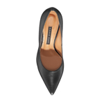 Imagine Pantofi Eleganti Dama 4768 Viperina Negru