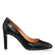 Imagine Pantofi Eleganti Dama 5613 Cocco Nero