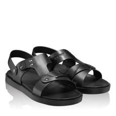 Sandale Barbati 6870 Vitello Negru