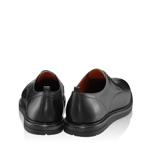 Imagine Pantofi casual barbati 6975 Vitello Negru