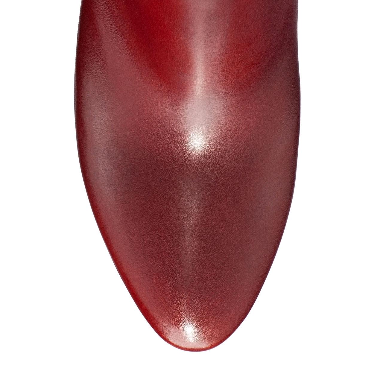Imagine Botine Dama 5632 Vitello Cognac