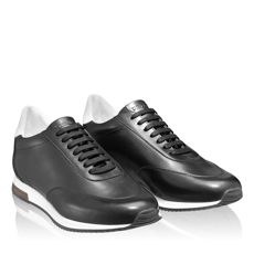 Pantofi Casual 6883 Vitello Negru